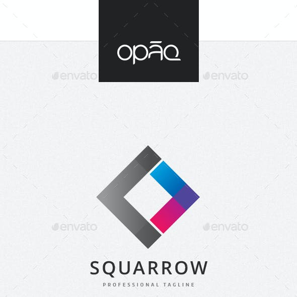 Arrow Square Logo