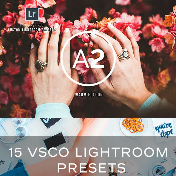 VSCO Lightroom Presets