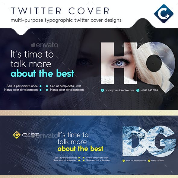 Twitter Cover Pack