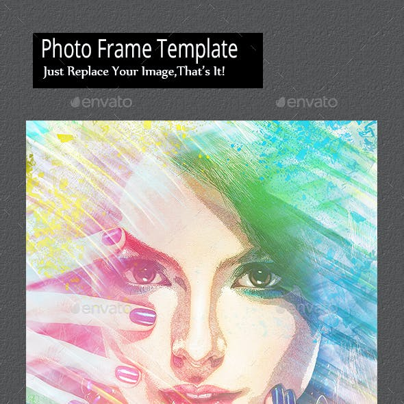 Artiatic Photo Template
