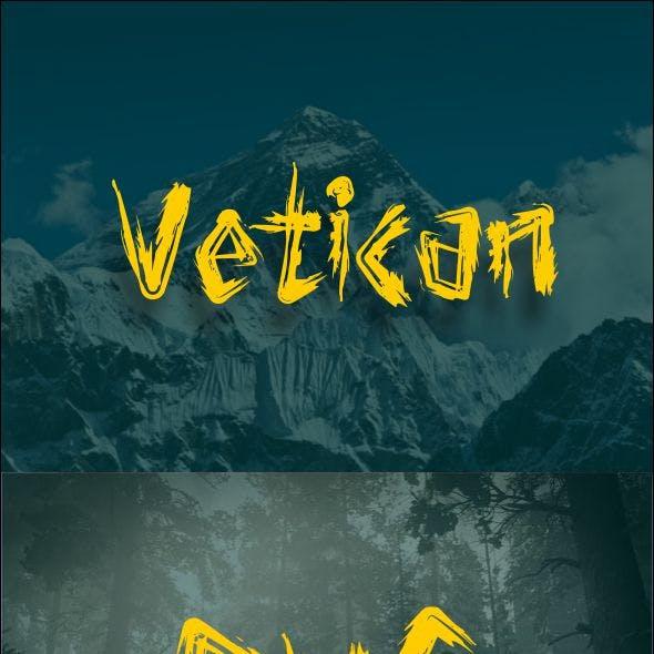 Vetican Font
