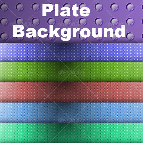 Plate Background