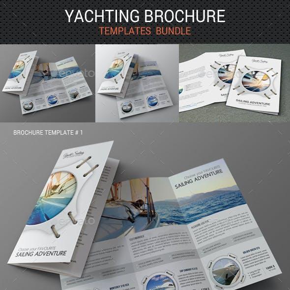 Yachting Brochure Bundle 2