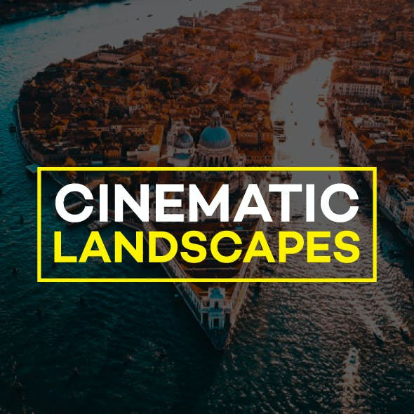 21 Pro Moody Cinematic Landscape Lightroom Presets
