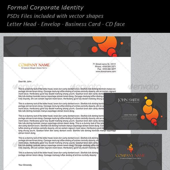 Bubble Corporate Identity