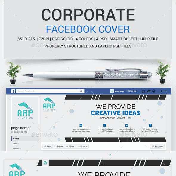 Corporate FB Timeline Cover