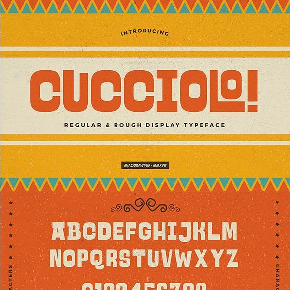 Cucciolo Typeface