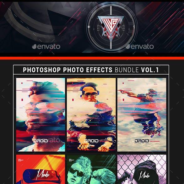 Photoshop Photo Effects Bundle Volume 1