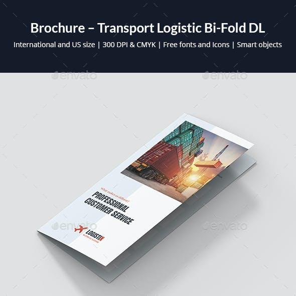 Brochure – Transport Logistic Bi-Fold DL