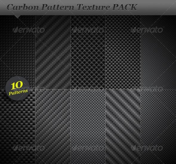 Fiber carbon pattern background texture - Miscellaneous Textures