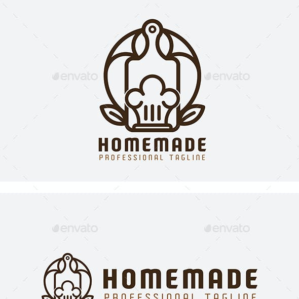 Homemade Kitchen Logo