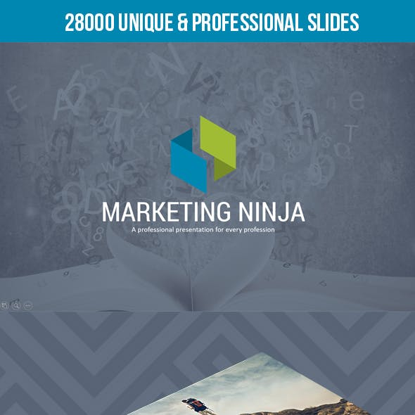 Marketing Ninja Keynote Presentation