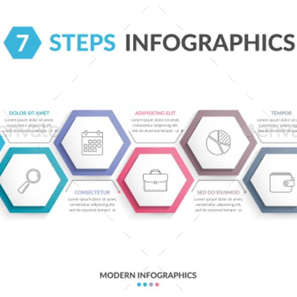 Hexagonal Line Graphics, Designs & Templates from GraphicRiver