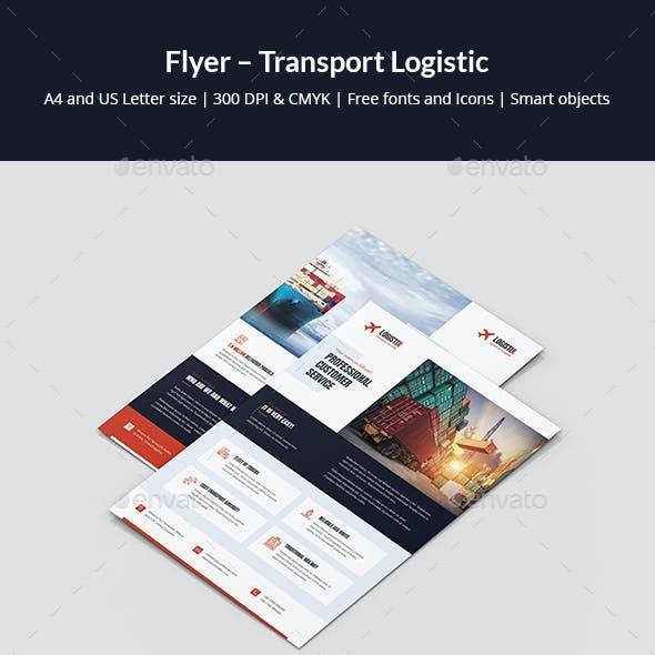 Flyer – Transport Logistic