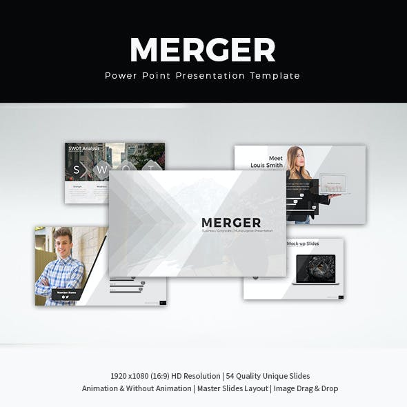 Merger Power Point Presentation