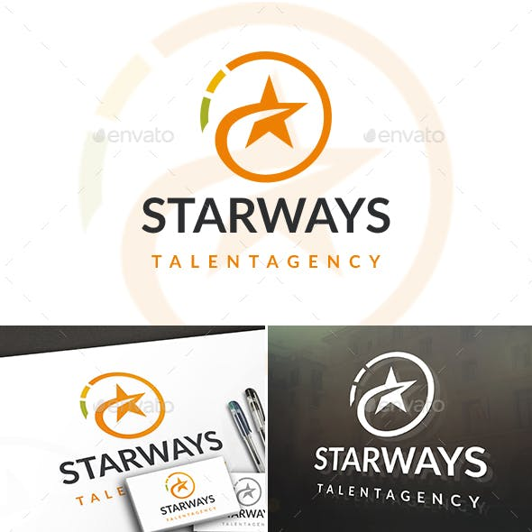 Star Way Logo