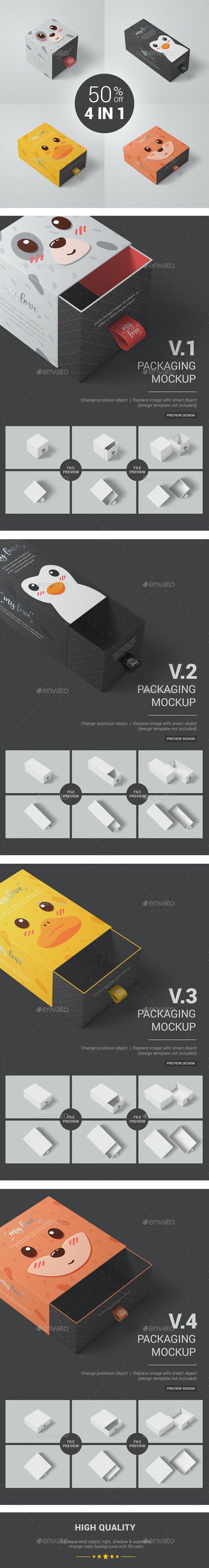 Box Packaging / Package