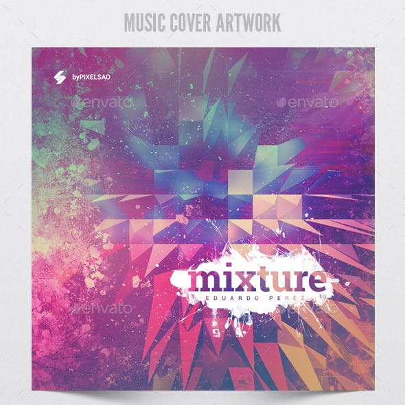 Mixture - Music Album Cover Artwork