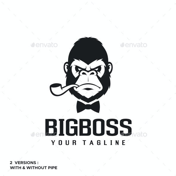 Big Boss - Gorilla Logo
