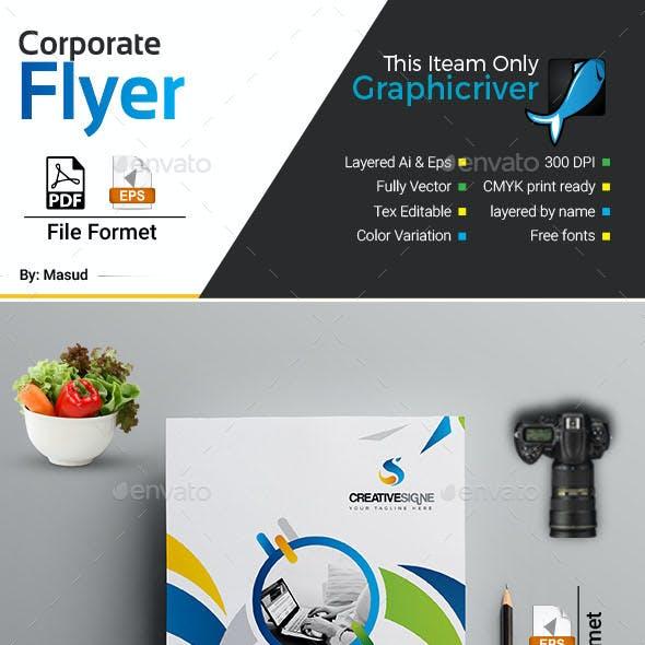 Business Both Side Flyer