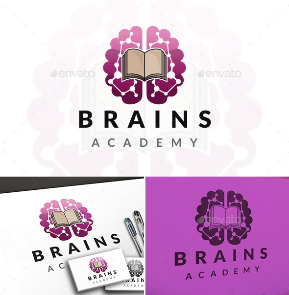 Smart Academy Logo - College Logo Templates