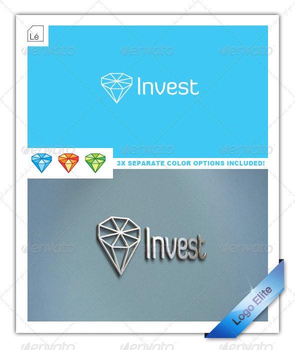 Diamond Symbol Logo Template - Symbols Logo Templates