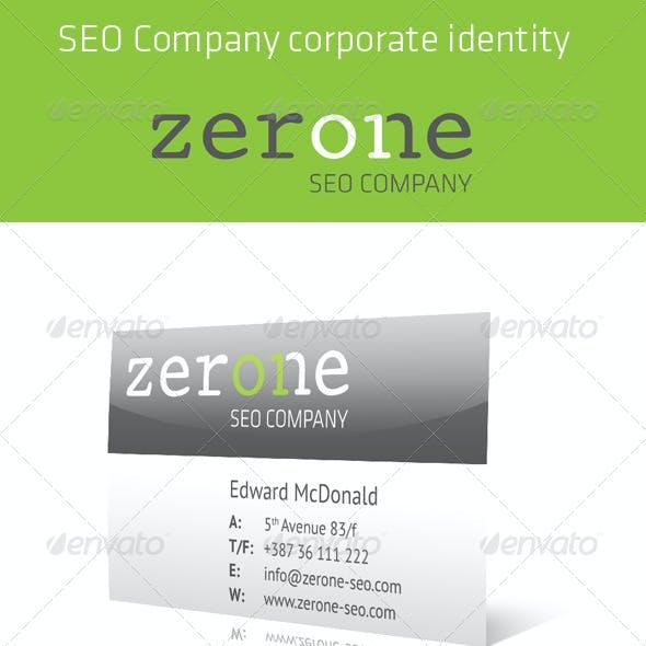 SEO Corporate identity pack