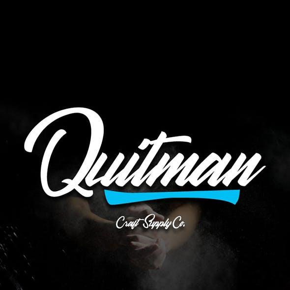 Quitman Script