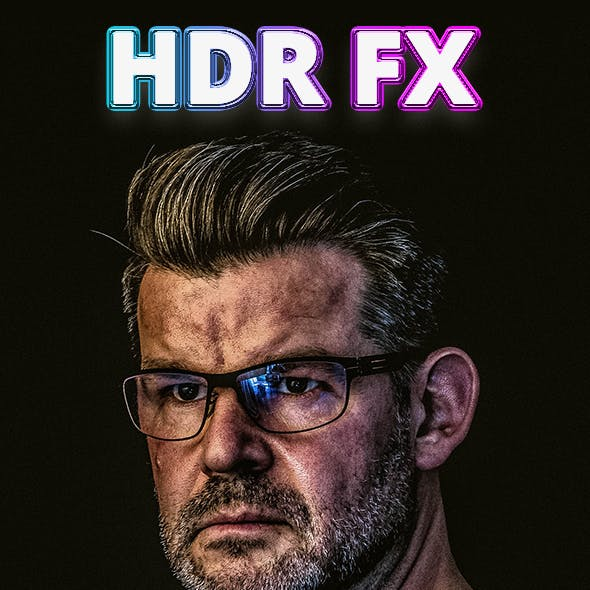 20 HDR Photo FX- Lightroom Preset