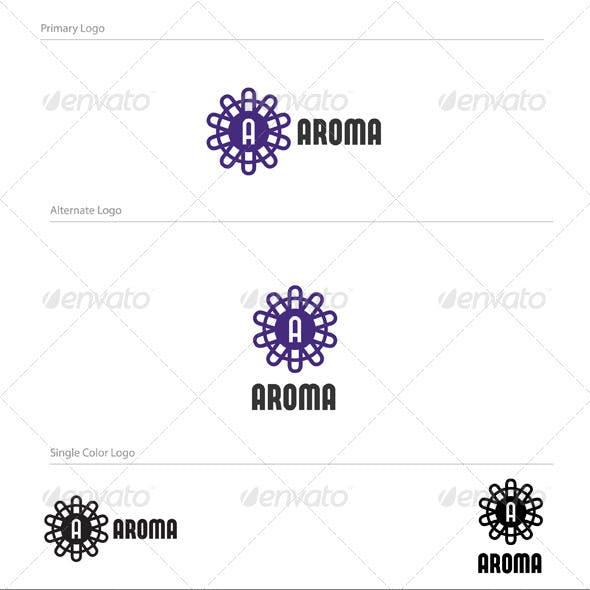 Aroma Logo Design - LET-012