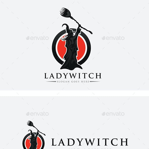 Lady Witches Logo