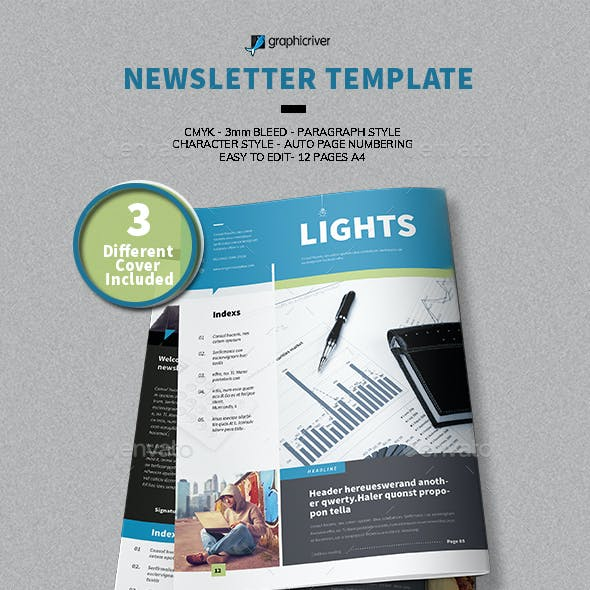 Newsletter Template