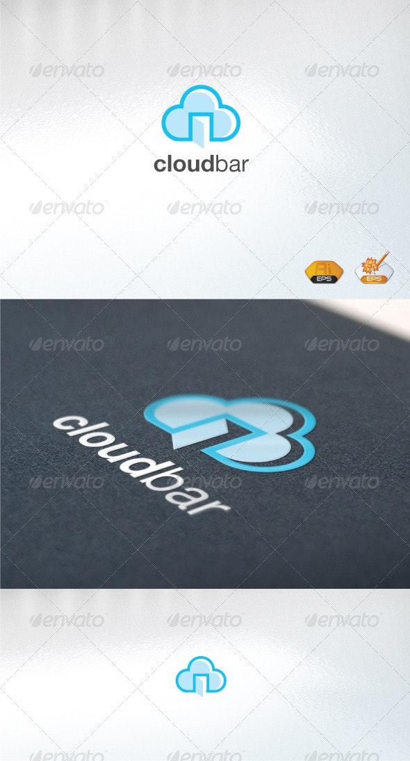 Cloudbar - Abstract Logo Templates