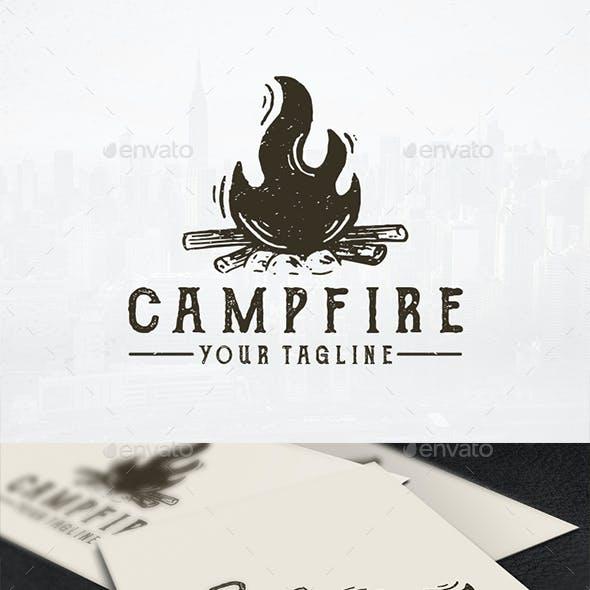 Bonfire Logo Template