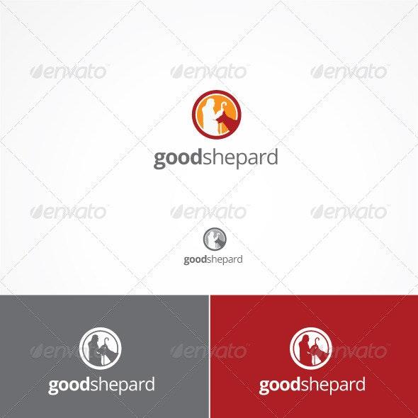 Good Shepard - Humans Logo Templates