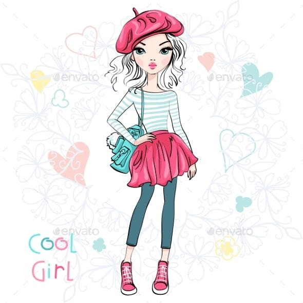 Fashionable Girl