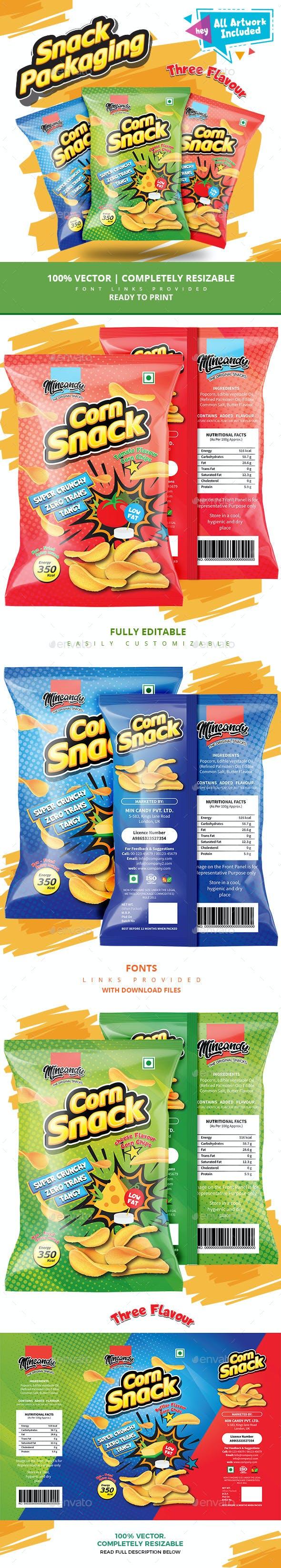 Chips/Snacks Packaging