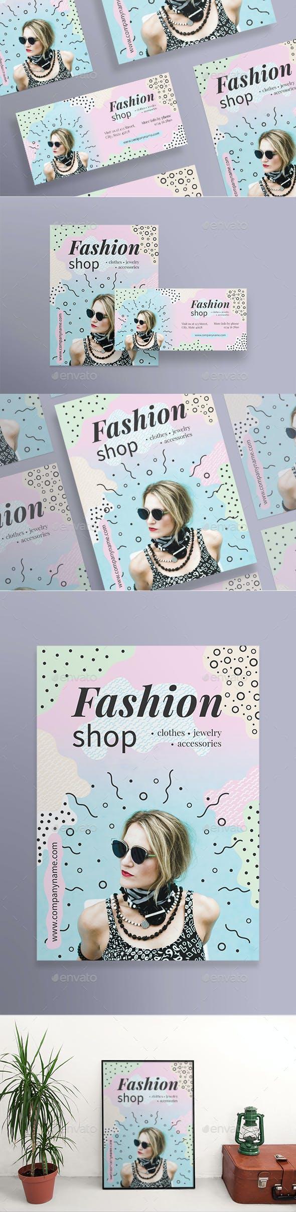 Fashion Shop Flyers