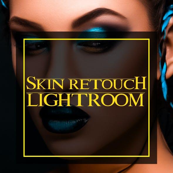 16 Pro Portrait Skin Retouching Lightroom Presets