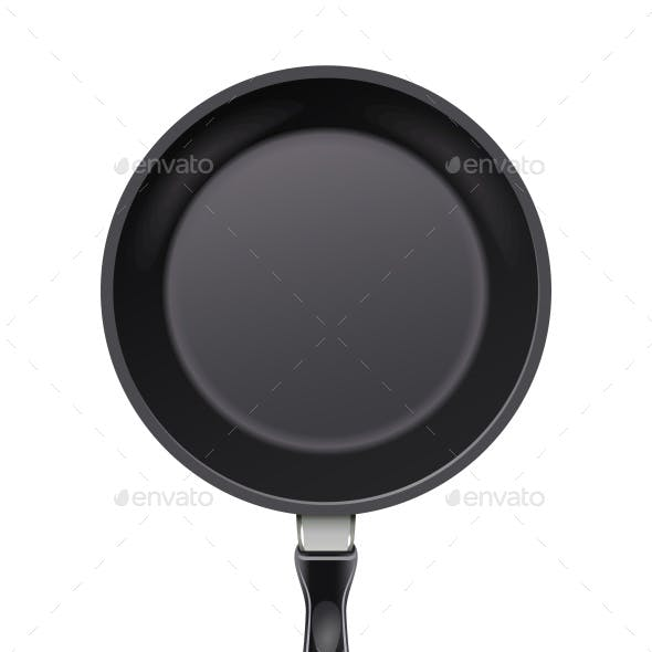 Pan for Frying Food