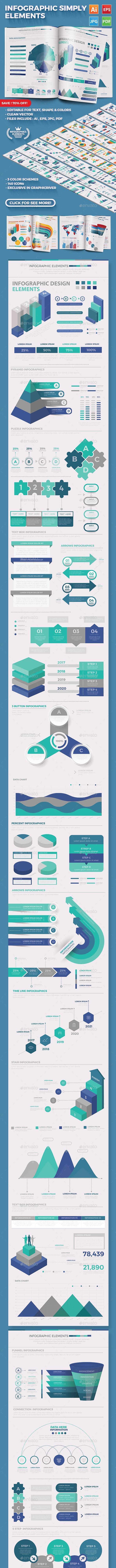 Simply Infographics - Infographics