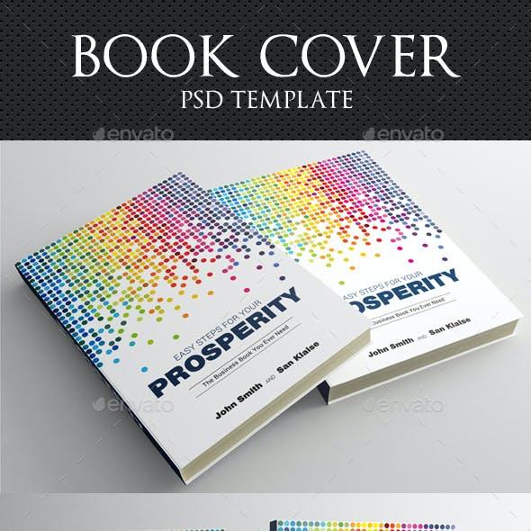Book Cover Template 46