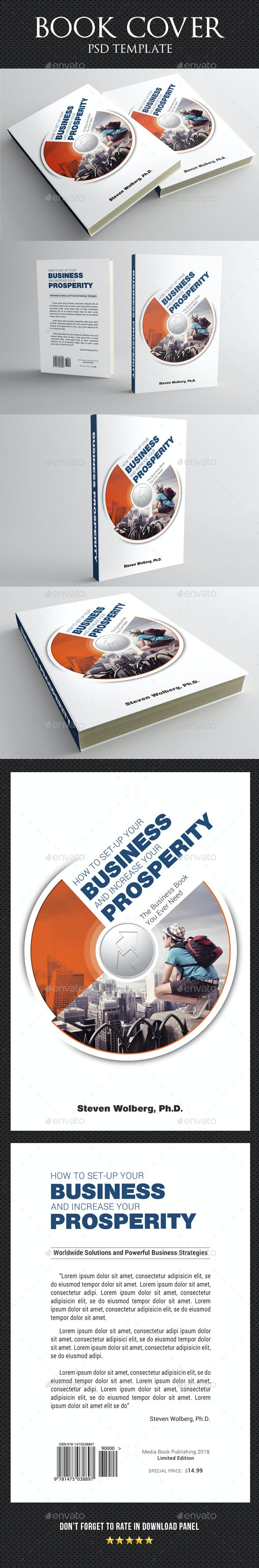 Book Cover Template 47