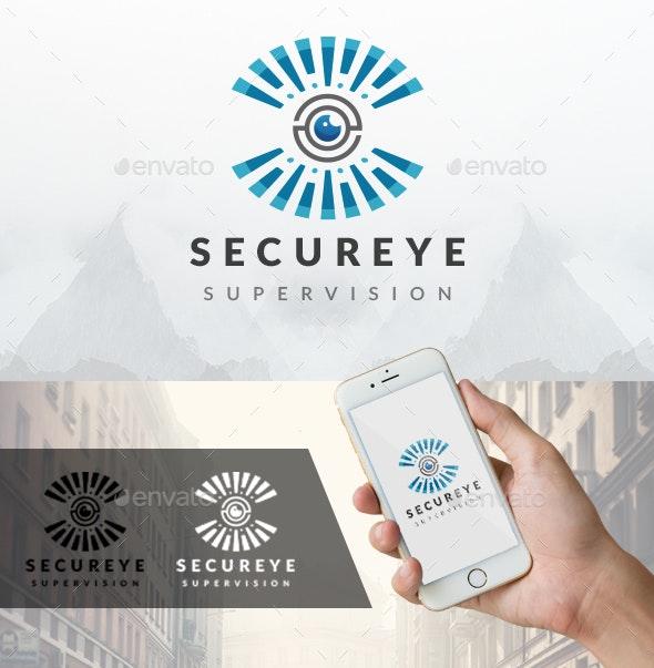 Eye Visions Logo - Objects Logo Templates