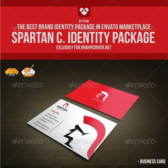 Spartan Consluting Identity Package
