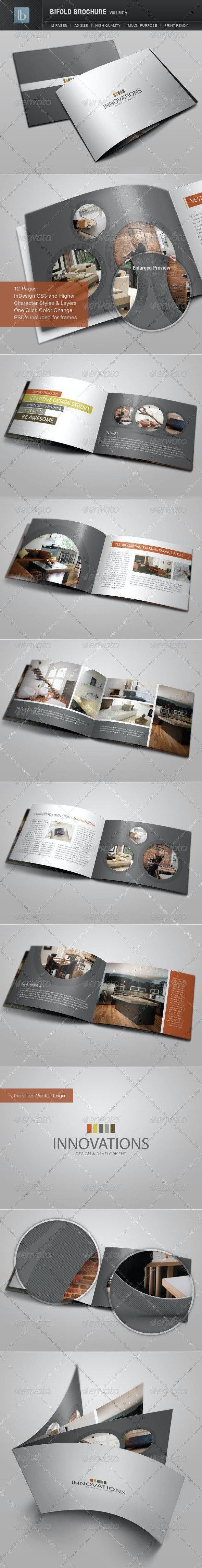 Bifold Brochure | Volume 9 - Corporate Brochures