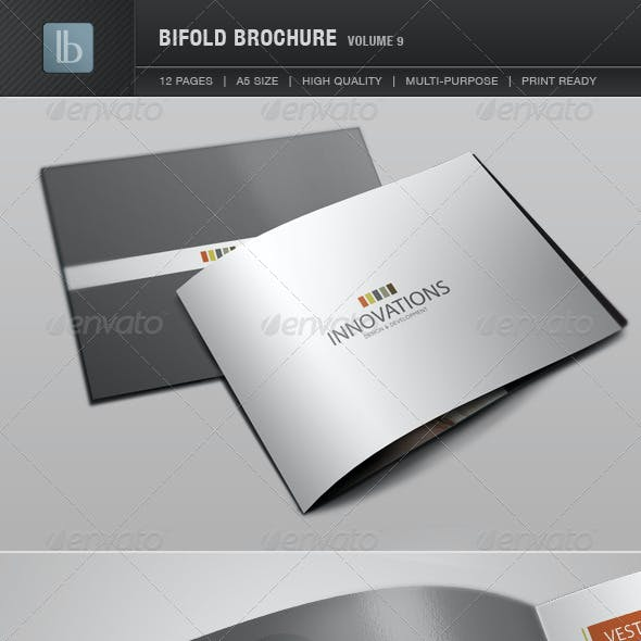 Bifold Brochure | Volume 9