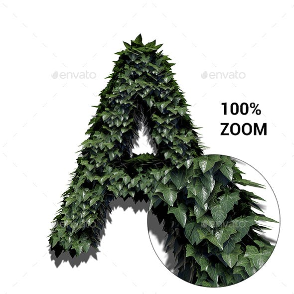 Foliage Letters