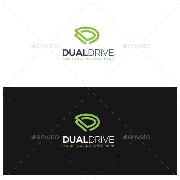 Dual Drive Logo