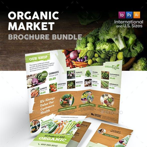 Organic Market Print Bundle 3